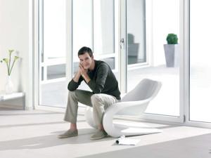 Mann Sessel Euro-Design 70